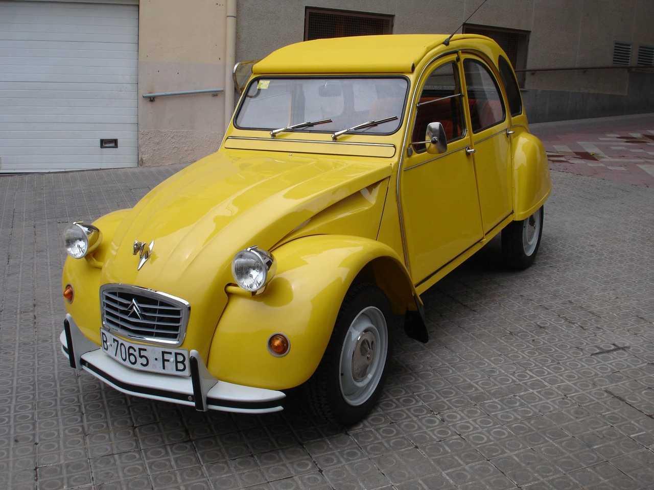 Citroën 2 cv 6CT   - Foto 1
