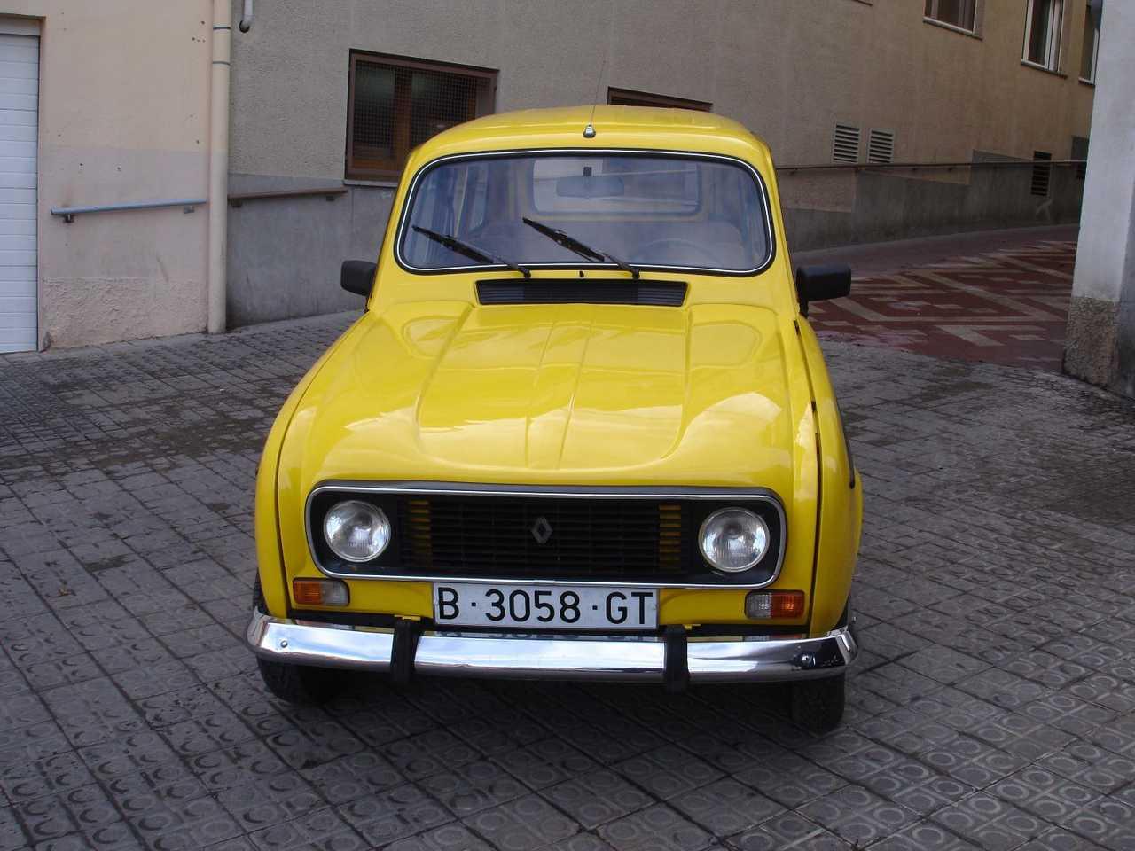 Renault R4 TL 5 P.   - Foto 1
