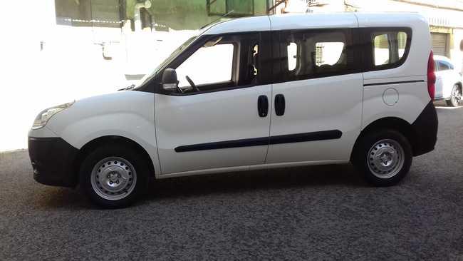 Fiat Doblo 1  3d Multijet En Venta En Gironella