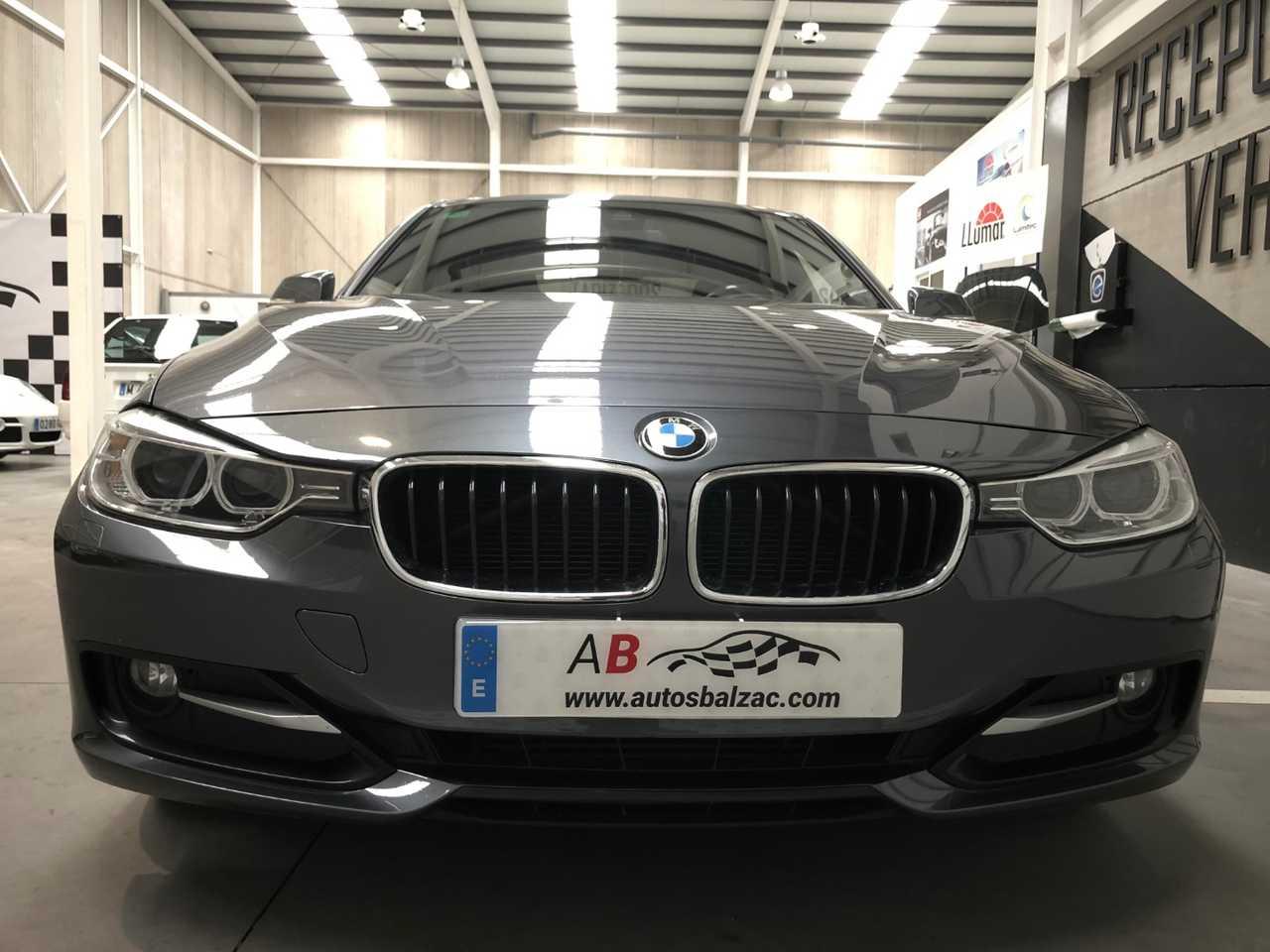 BMW Serie 3 320dA EfficientsDynamics Sport 163cvs   - Foto 1