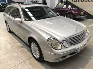 Mercedes Clase E Estate 320CDI Elegance   - Foto 2