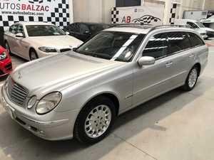 Mercedes Clase E Estate 320CDI Elegance   - Foto 3
