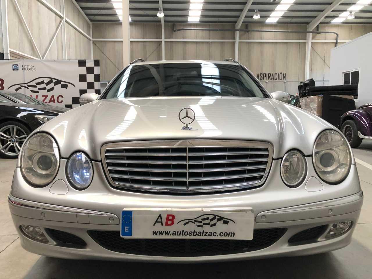Mercedes Clase E Estate 320CDI Elegance   - Foto 1