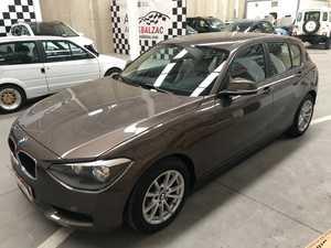 BMW Serie 1 116d EfficientsDynamics 116cvs   - Foto 3