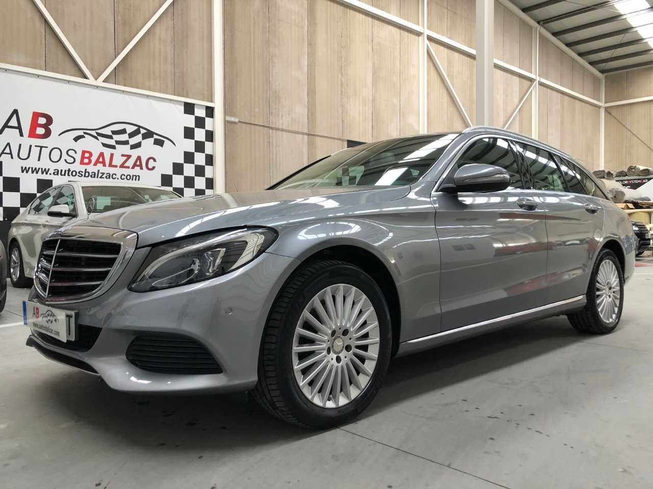 Mercedes Clase C Estate 220d Exclusive 170cvs   - Foto 1
