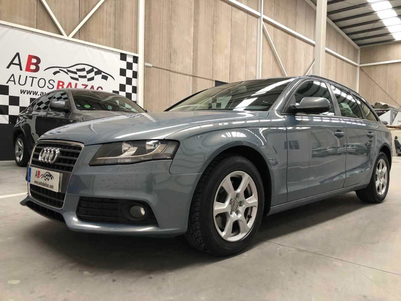 Audi A4 Avant 2.0 TDI 143 DPF Multitronic 8   - Foto 1