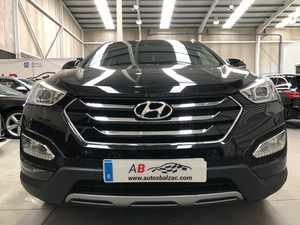 Hyundai Santa Fe 2.2 CRDi Techno 197cvs 4x4 7 plazas   - Foto 3