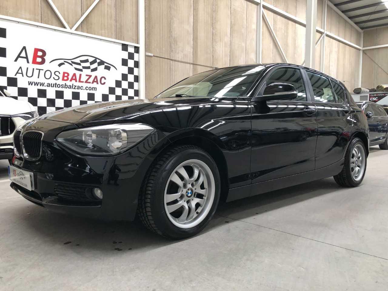 BMW Serie 1 118d 143cvs   - Foto 1