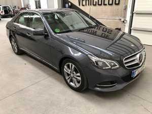Mercedes Clase E 300 Bluetec Avantgarde Plus 231cvs 9G-Tronic  - Foto 2