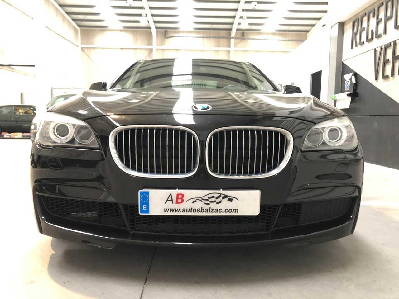 BMW Serie 7 740d xDrive 313cvs   - Foto 1