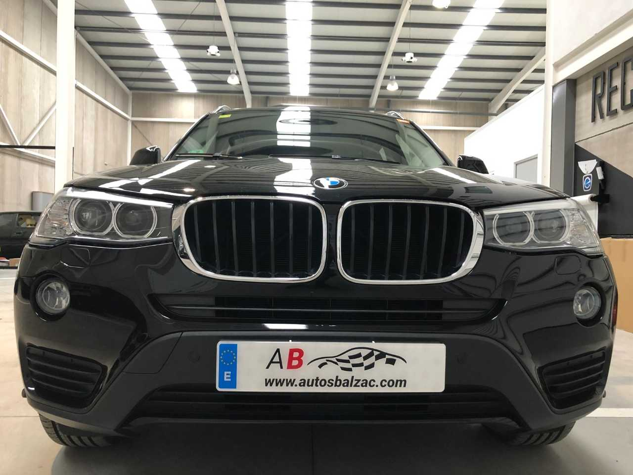 BMW X3 18dA sDrive 150cvs   - Foto 1