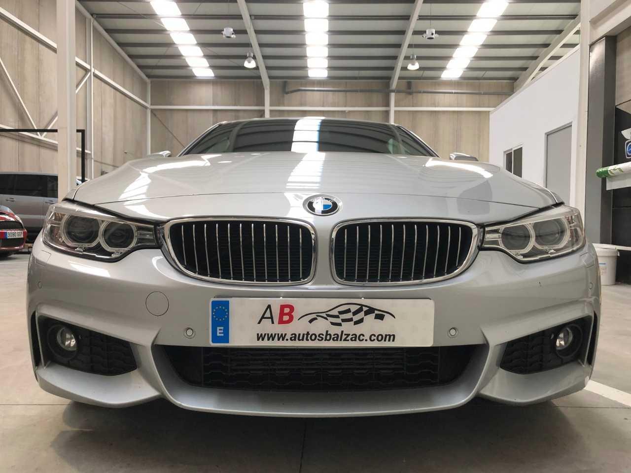 BMW Serie 4 Coupé 420dA M   - Foto 1
