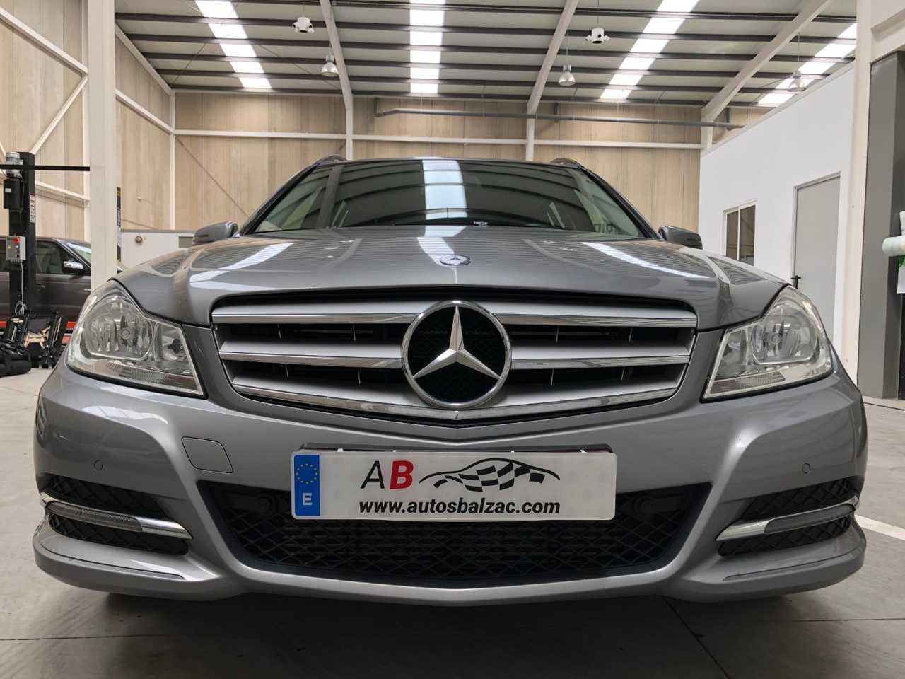 Mercedes Clase C Estate 200 CDI BE Edition   - Foto 1