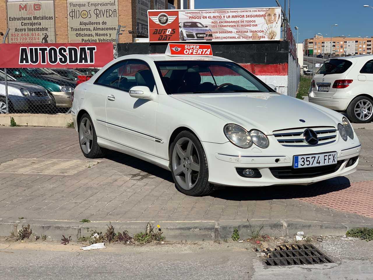 Mercedes CLK 320cdi   - Foto 1