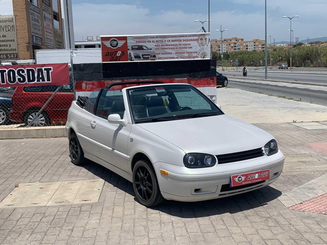 Volkswagen Golf Cabrio Cabrio tdi   - Foto 1