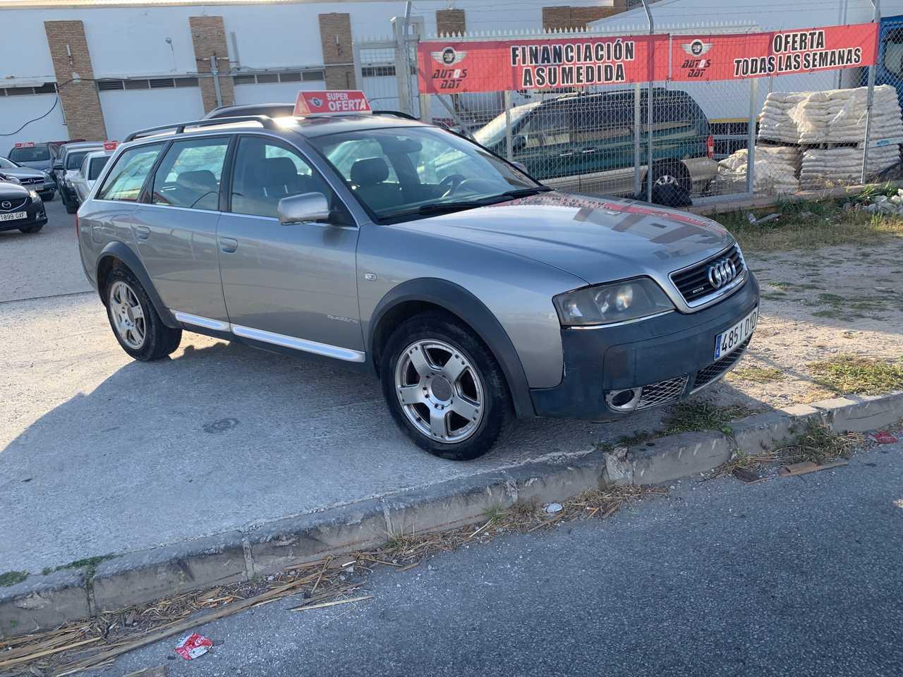 Audi Allroad Quattro Cuattro   - Foto 1