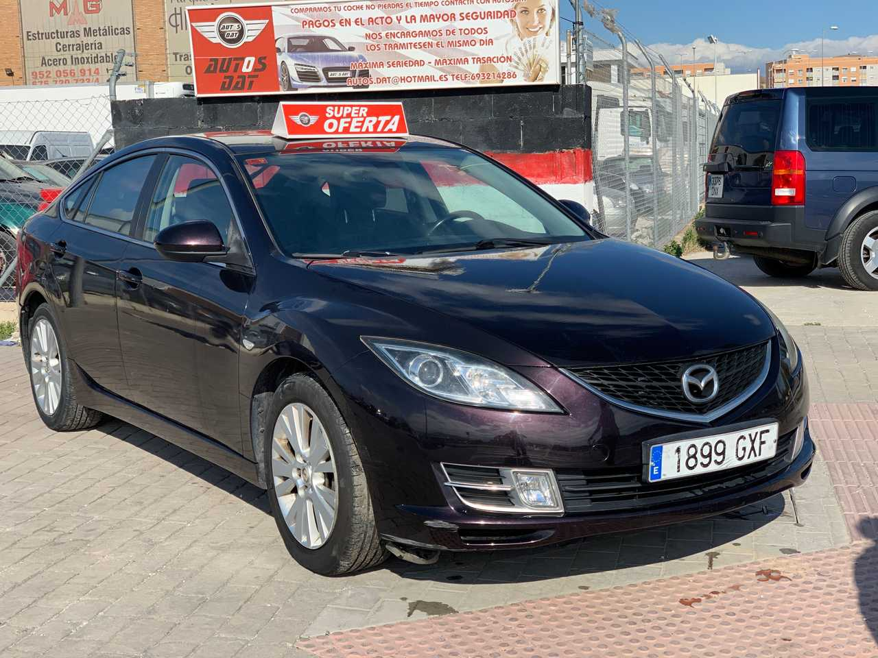Mazda 6 1.8   - Foto 1