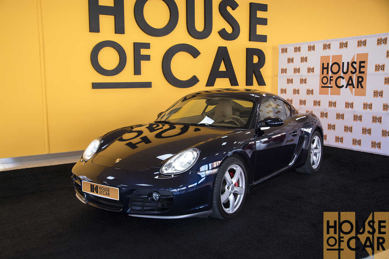 Porsche Cayman 3.4 S   - Foto 1