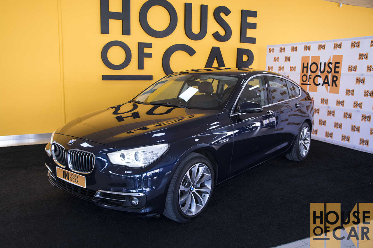 BMW Serie 5 Gran Turismo 520d    - Foto 1