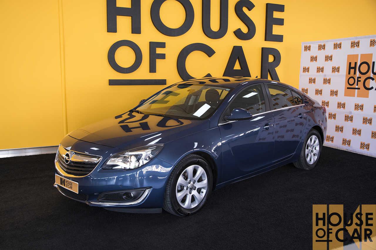 Opel Insignia  ecoFLEX   - Foto 1