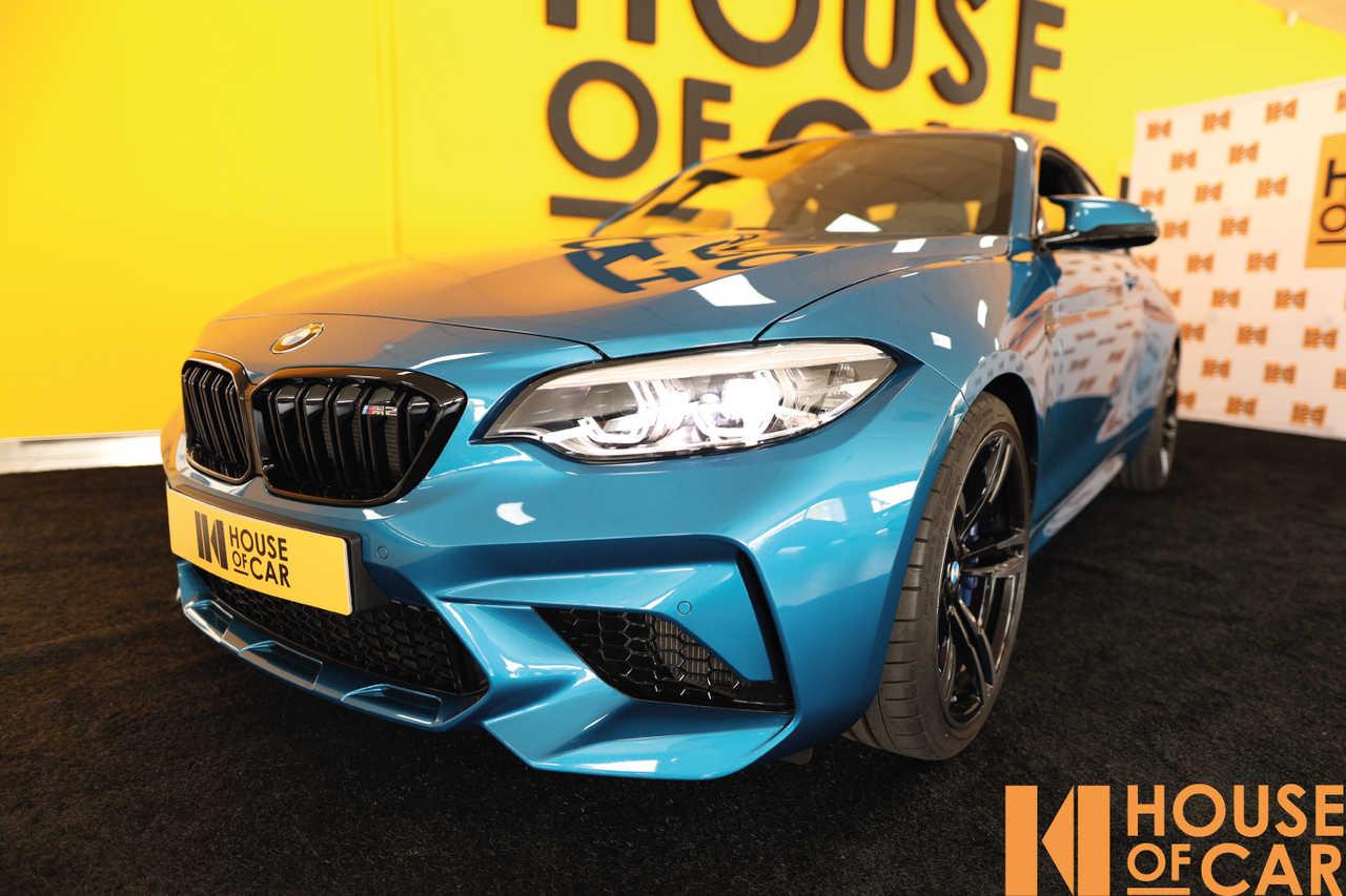 BMW M2 Coupé Competition   - Foto 1