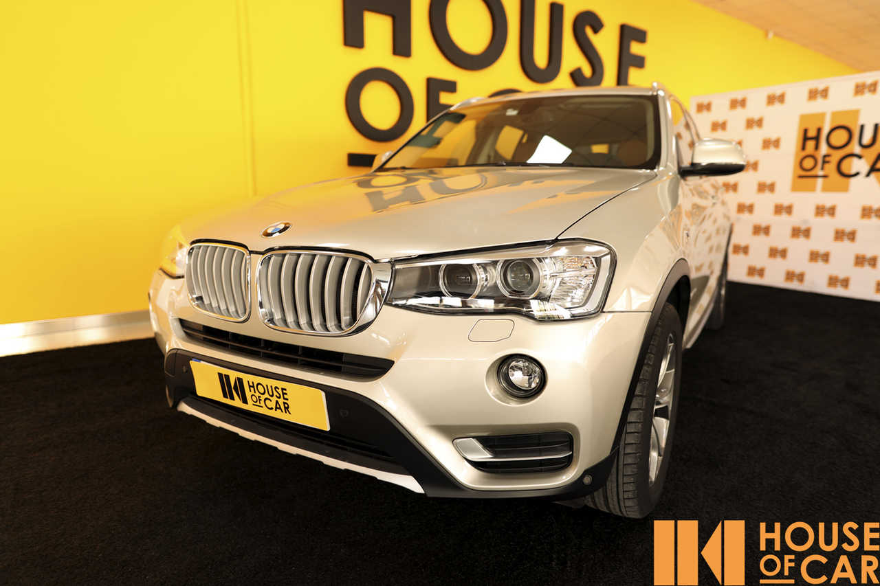 BMW X3 SDRIVE   - Foto 1