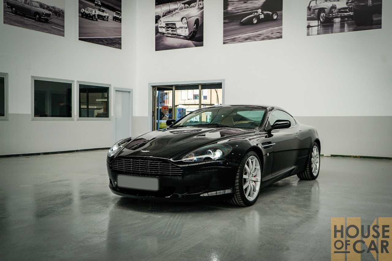 Aston martin DB9 v12   - Foto 1
