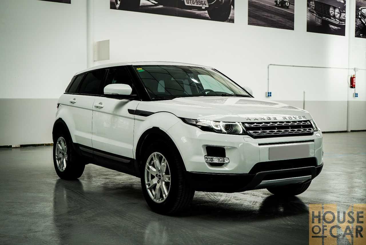 Land-Rover Range Rover Evoque   - Foto 1