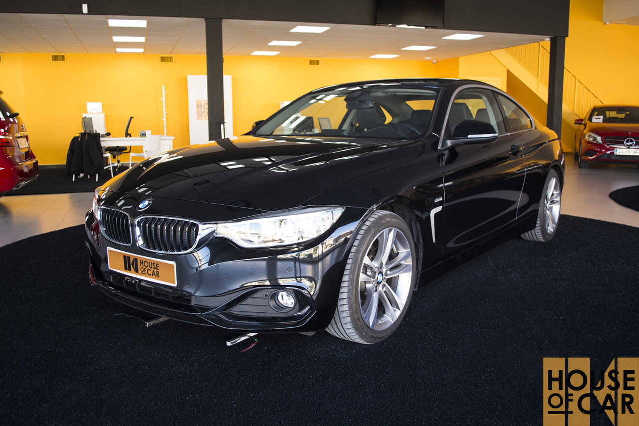 BMW Serie 4 Coupé 420d   - Foto 1