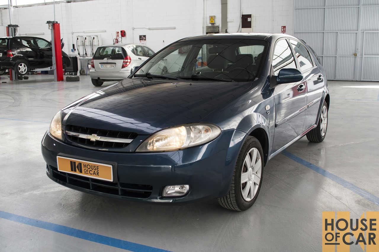 Chevrolet Lacetti 2.0 TCDI SX   - Foto 1