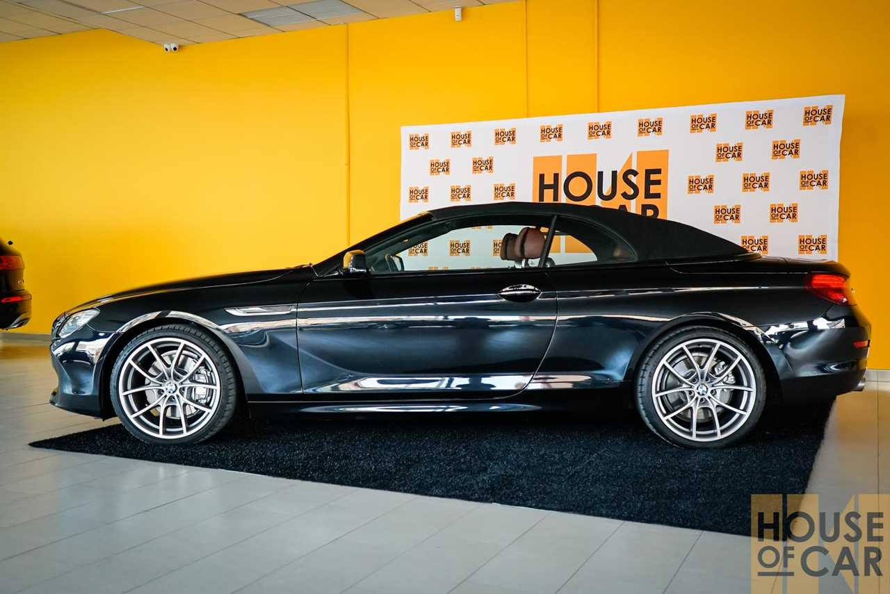 BMW Serie 6 Cabrio 640   - Foto 1
