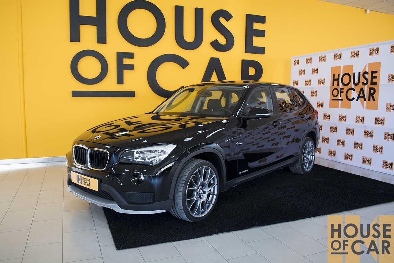 BMW X1 sDrive18d   - Foto 1