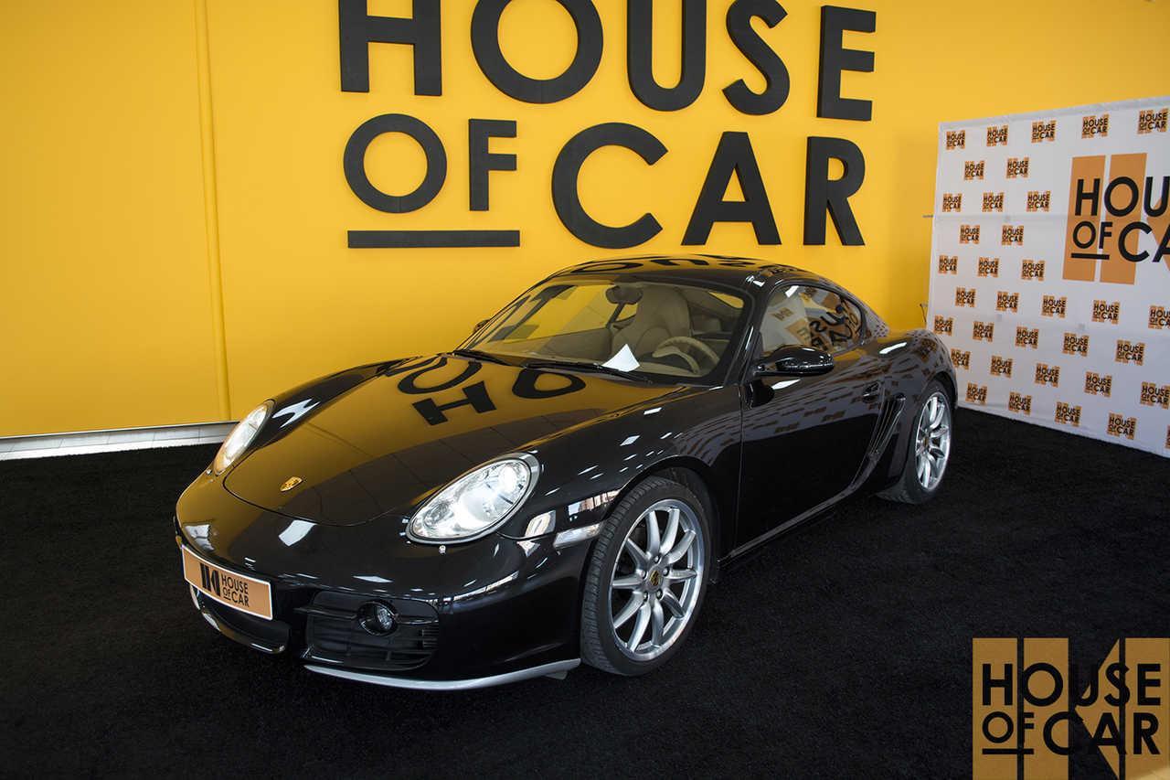 Porsche Cayman 2.7   - Foto 1