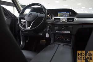 Mercedes Clase E E 220 BlueTEC 4p.   - Foto 3