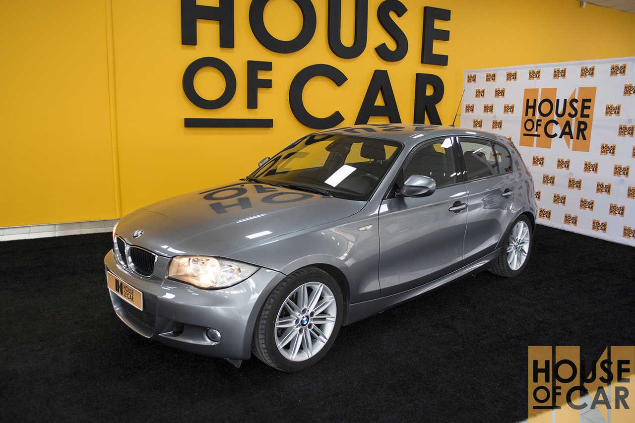 BMW Serie 1 118d 2.0 Paquete M  - Foto 1