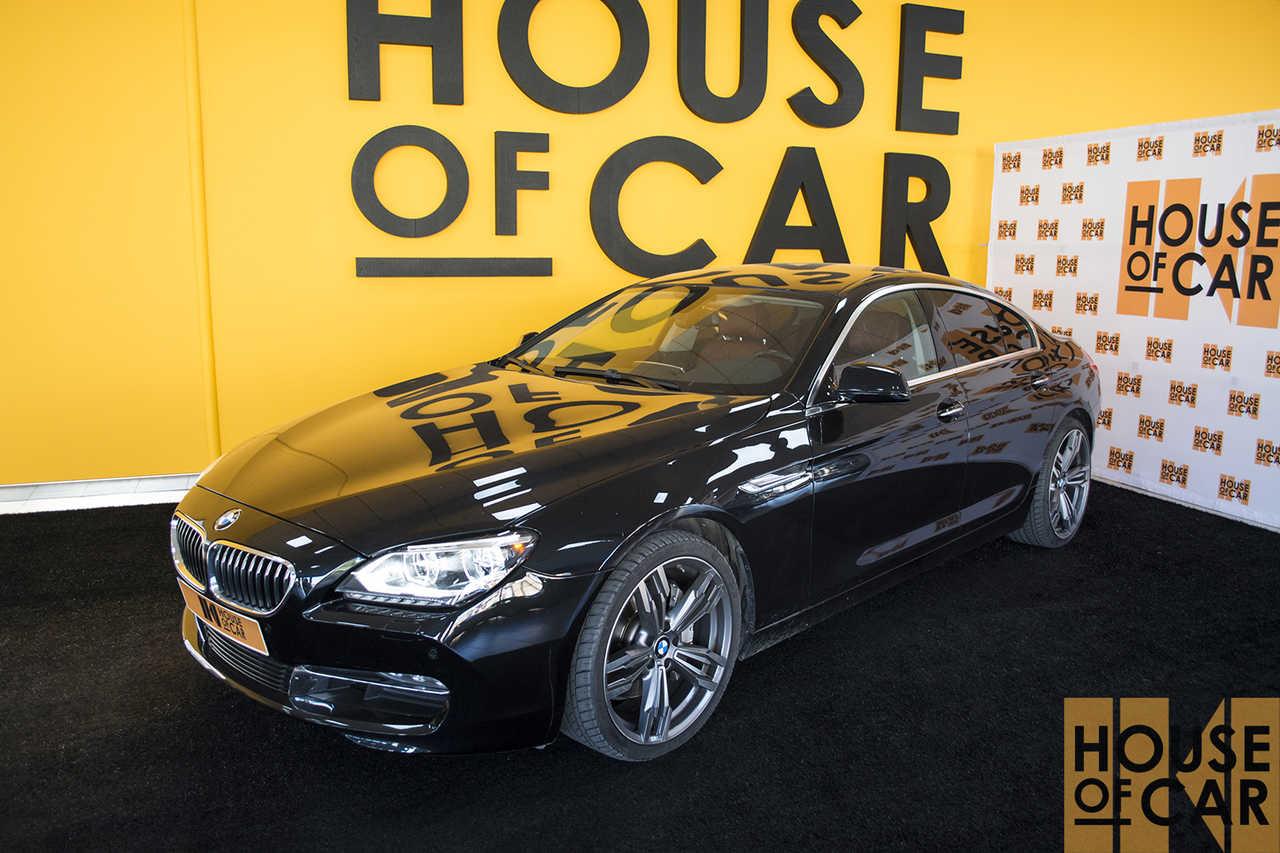 BMW Serie 6 640D 3.0 XDRIVE   - Foto 1