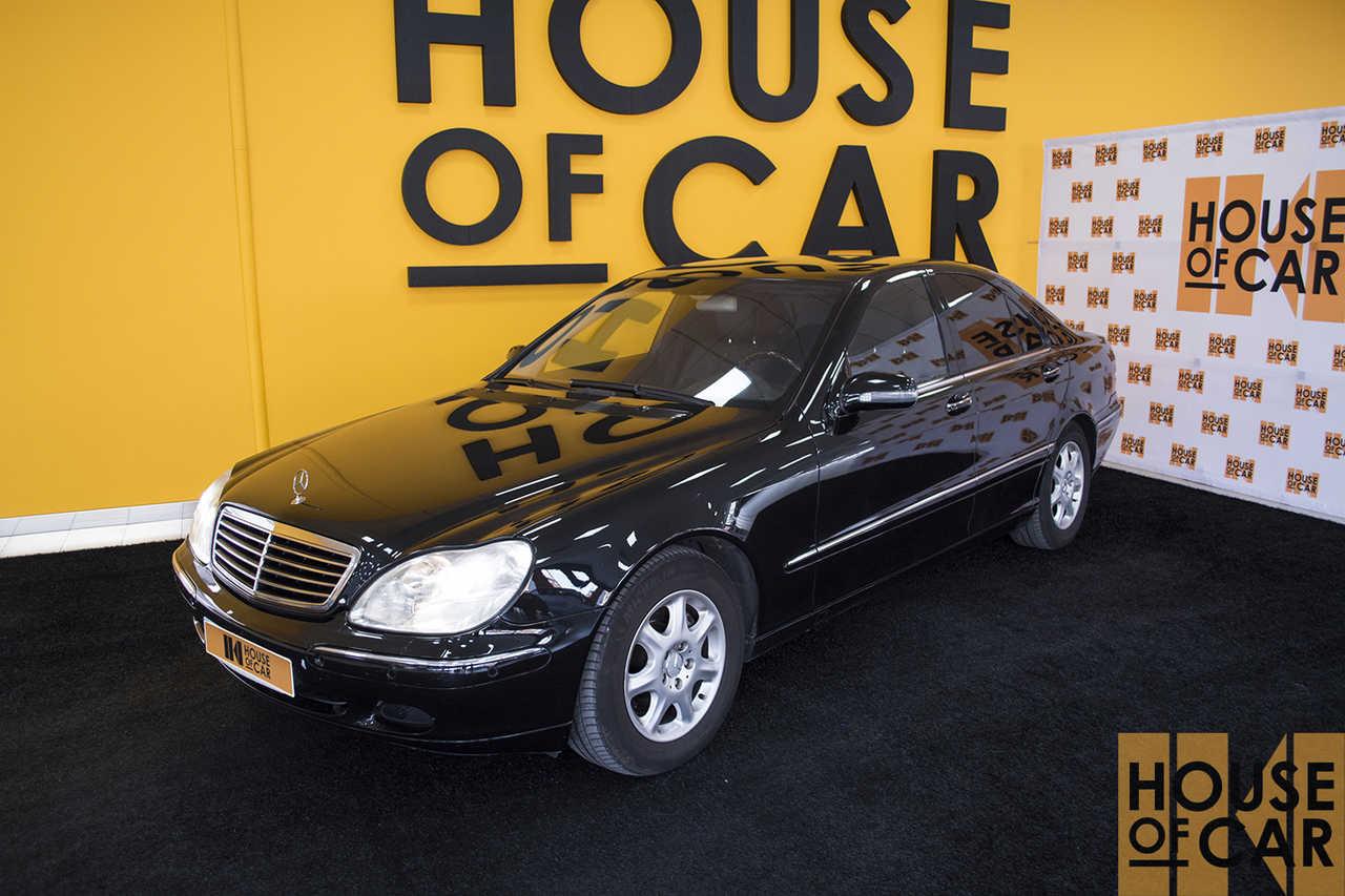 Mercedes Clase S S 320 CDI   - Foto 1
