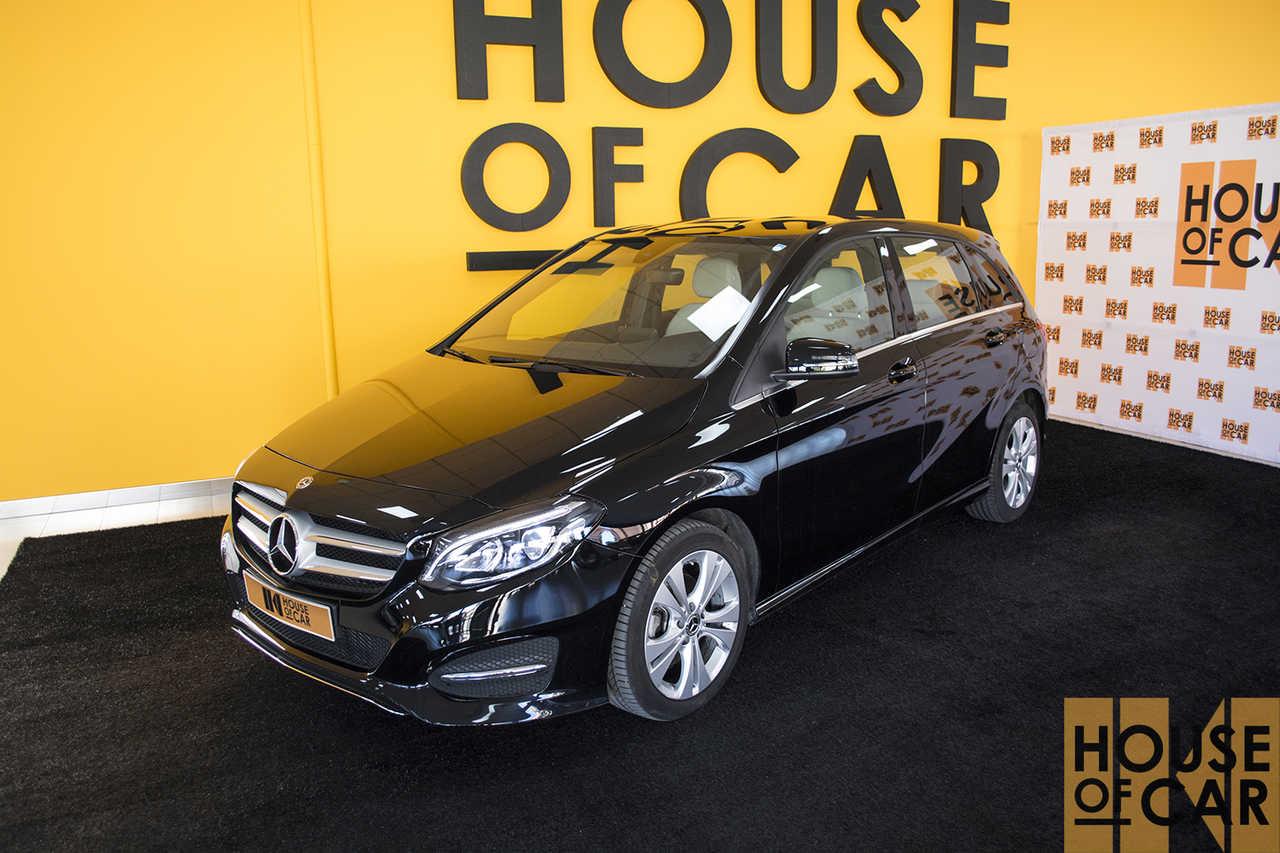 Mercedes Clase B 200 CDI   - Foto 1