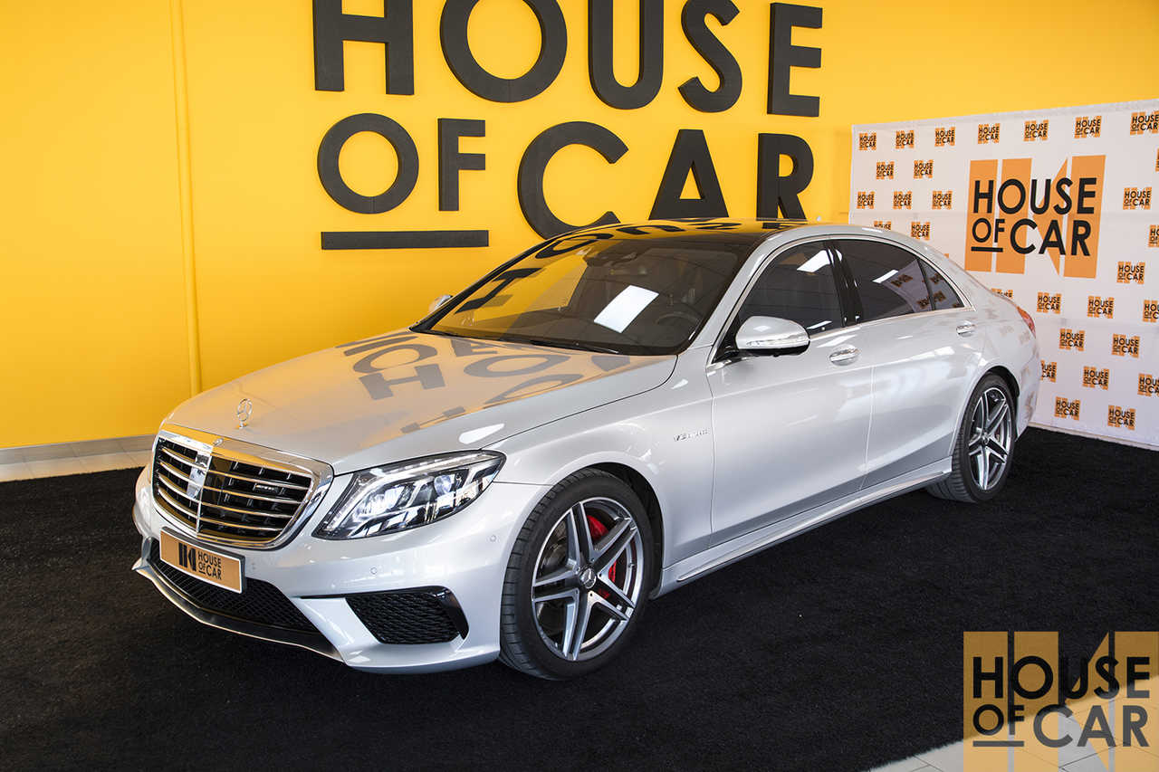 Mercedes Clase S 63 AMG 5.5   - Foto 1