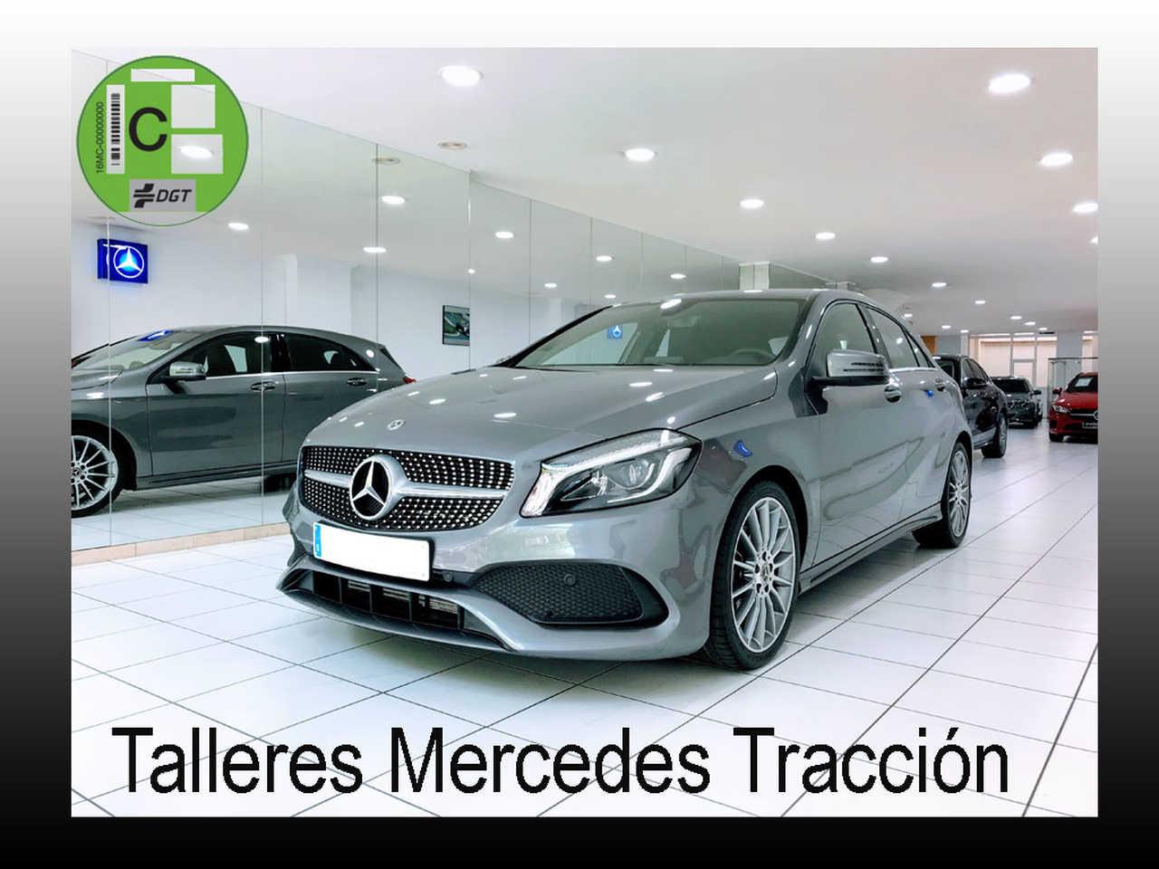 """Mercedes Clase A 180 7G-DCT/AMG Style/Car Play/Camara Trasera/Llanta 18""""   - Foto 1"""