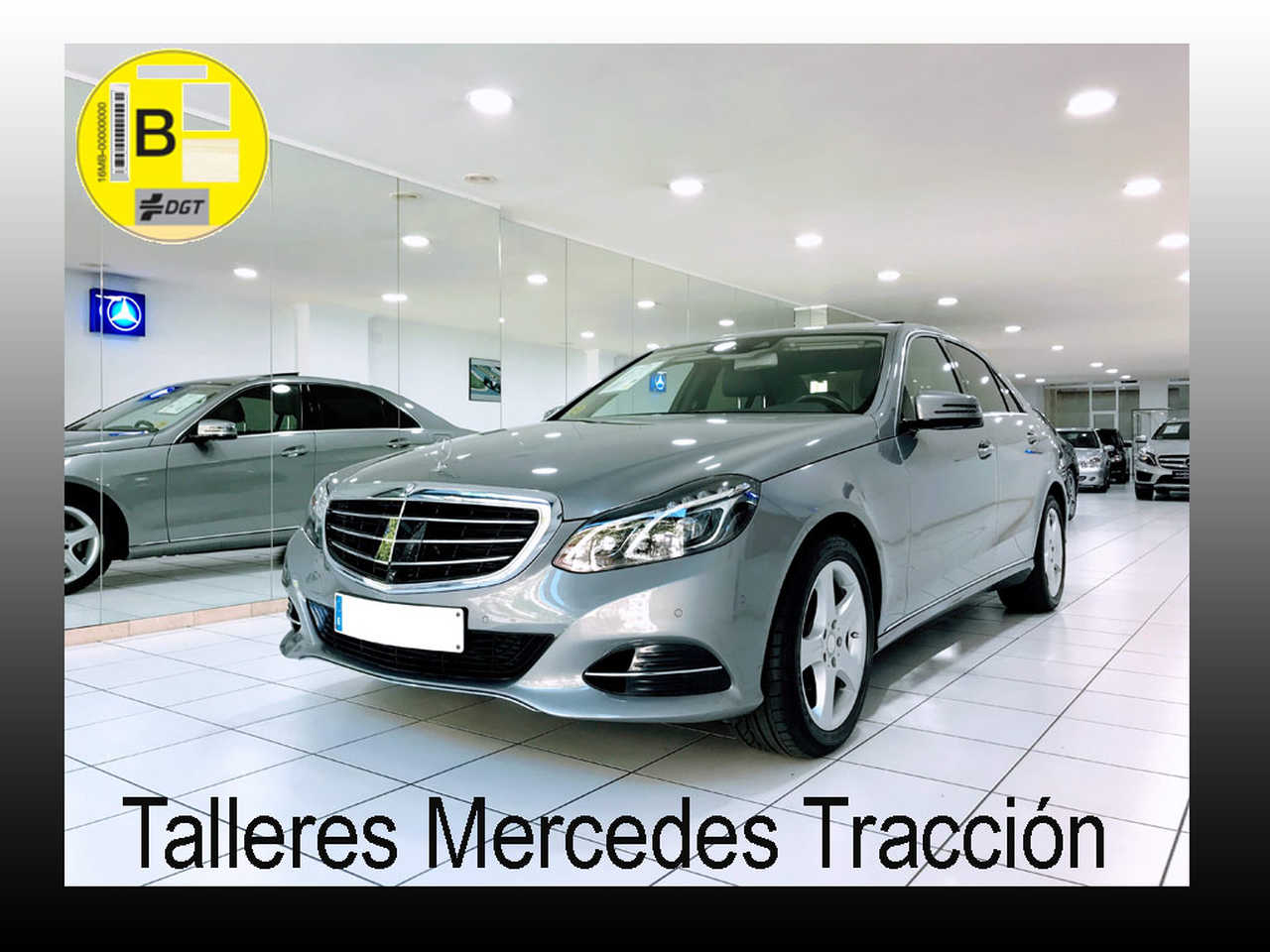 Mercedes Clase E 300 BT Hybrid/Elegance/Camara 360º/Super Full   - Foto 1