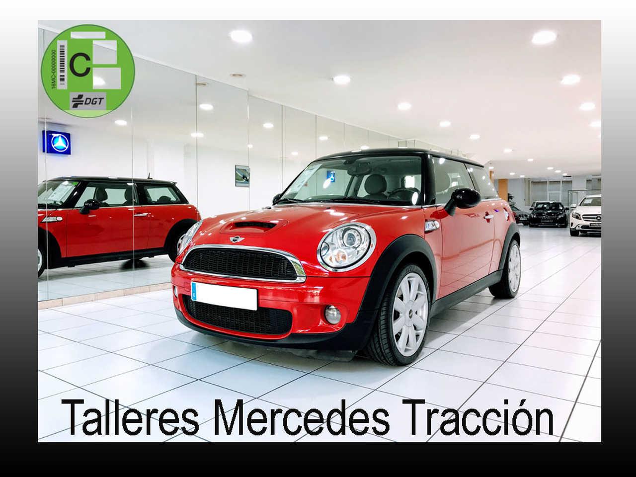 Mini Cooper S /Cuero/Automatico/Navegacion/Paquete Chili   - Foto 1
