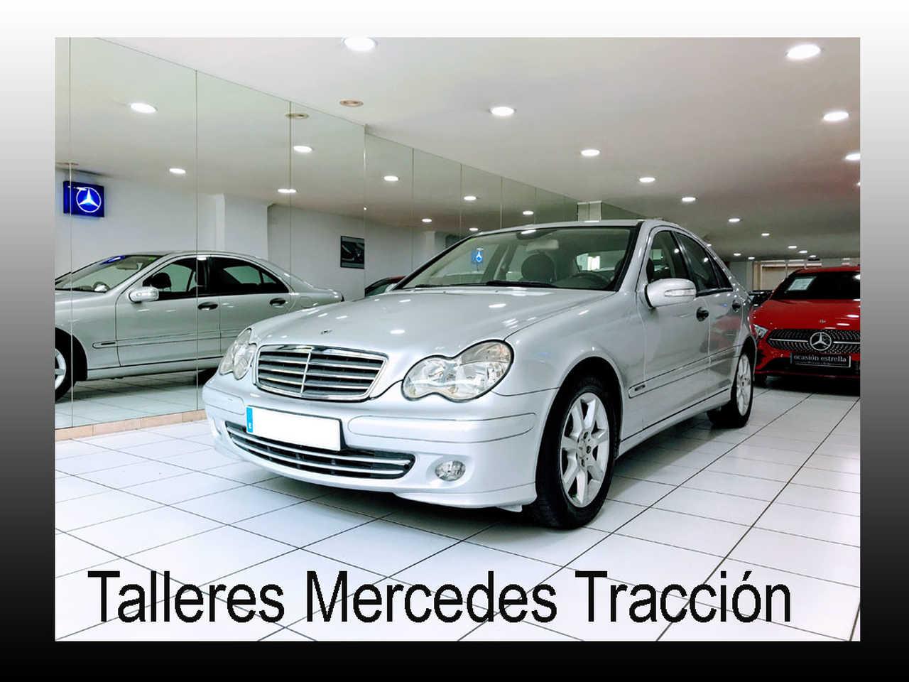 Mercedes Clase C 220 CDI Classic   - Foto 1
