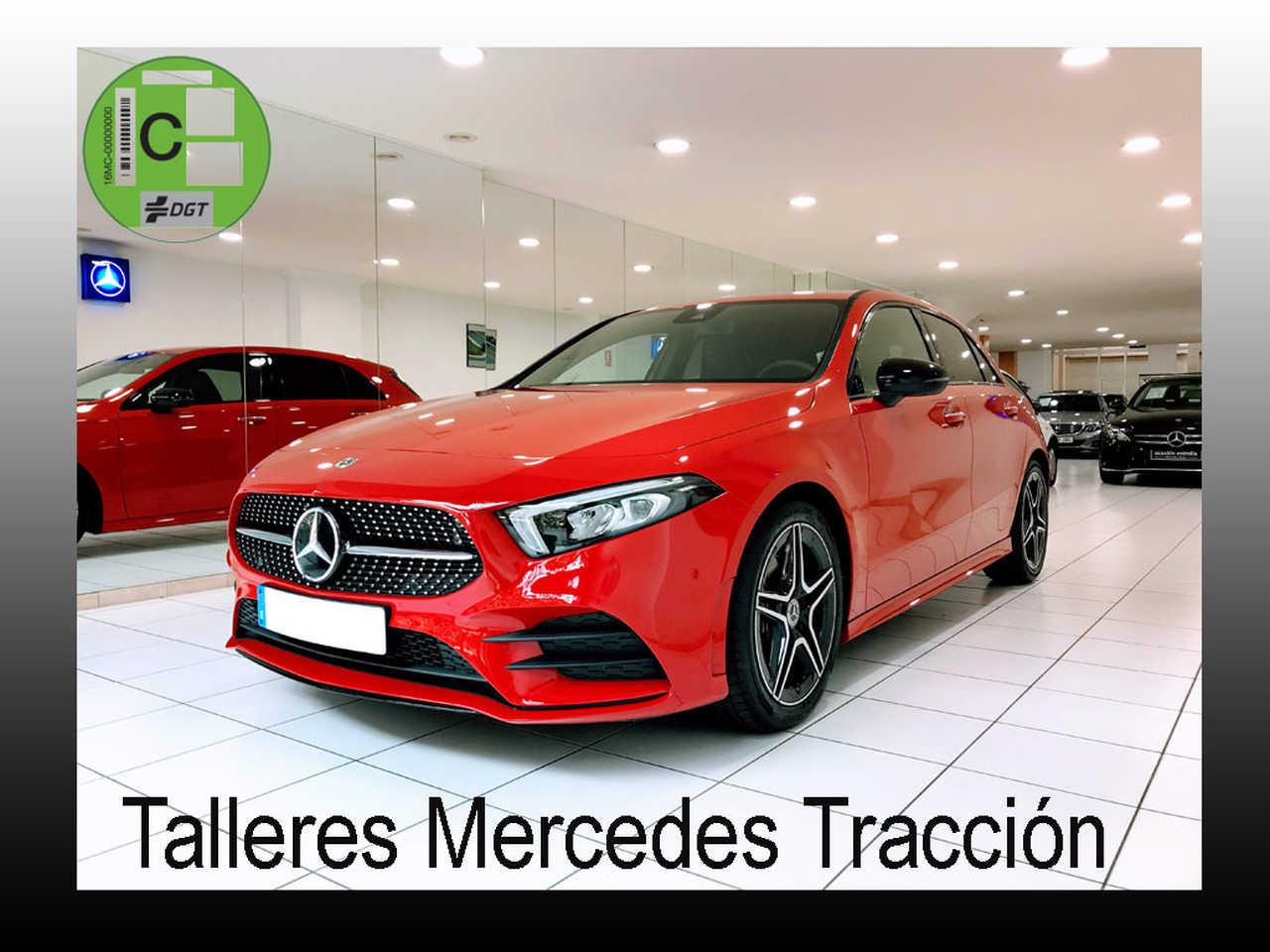 Mercedes Clase A 200 7G-DCT/AMG Line/ MBUX/Paquete Premium   - Foto 1