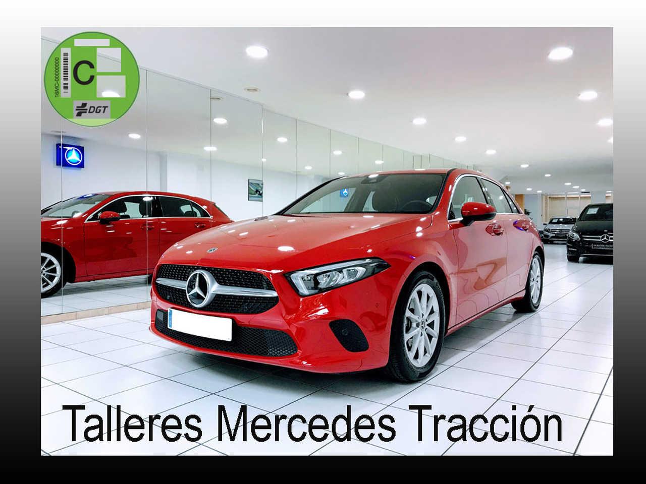 Mercedes Clase A 180 7G-DCT/MBUX/Paquete Advantage/4.600 km   - Foto 1