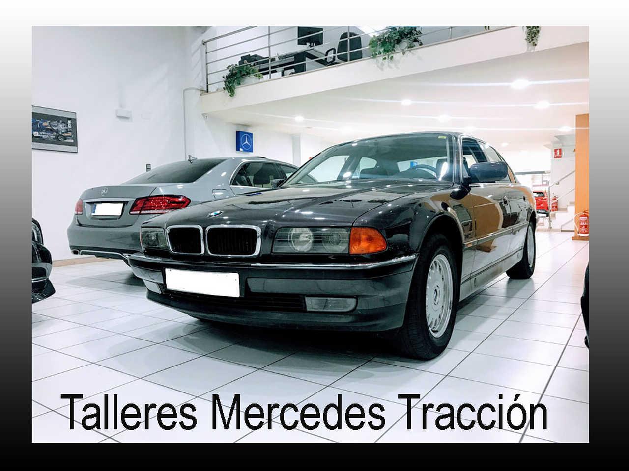 BMW Serie 7 730 i V8 Manual   - Foto 1