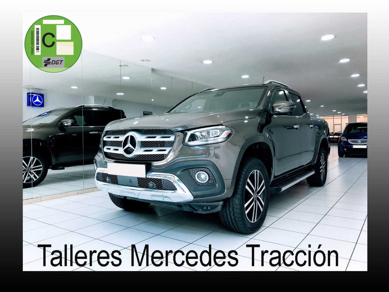 Mercedes Clase X  250 d/Power/Aut./Cuero/Comand/Super Full   - Foto 1