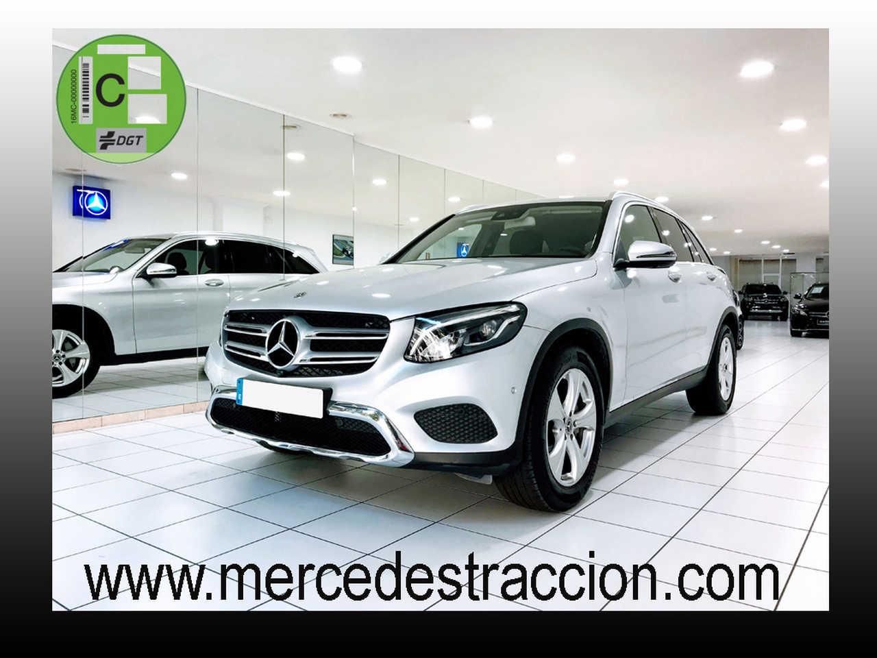 Mercedes GLC 220 d 4Matic/9 G/Camara  360º/Comand   - Foto 1