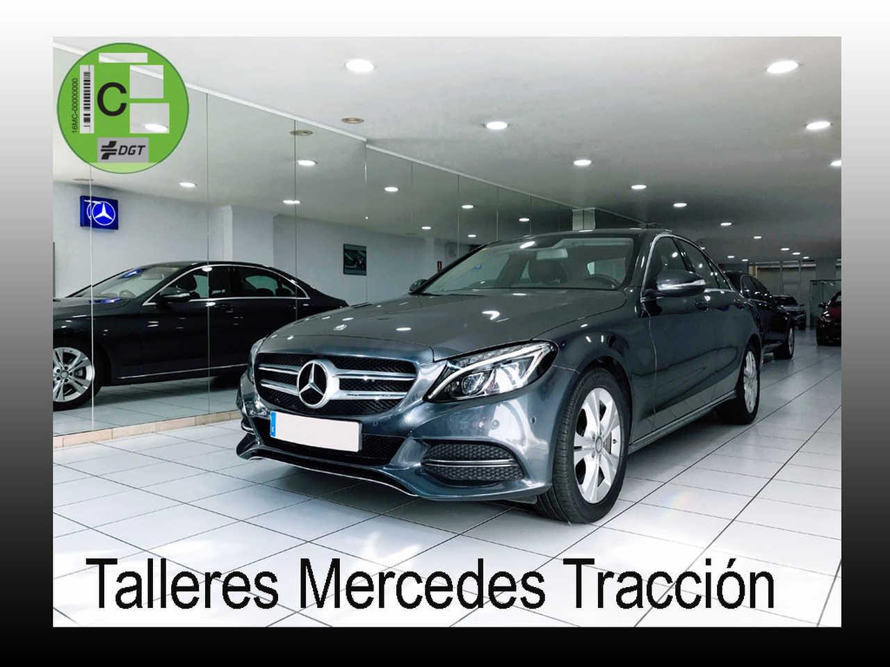 Mercedes Clase C 220 BlueTec 7G Plus/Avantgarde/Comand   - Foto 1