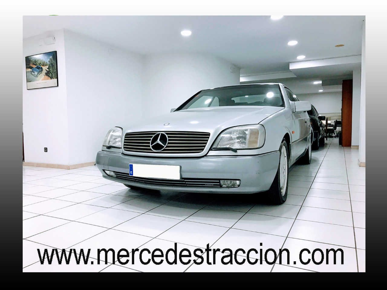 Mercedes Clase S 500 Coupé   - Foto 1